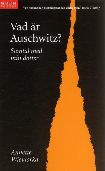 Vad Är Auschwitz? - Samtal Med Min Dotter