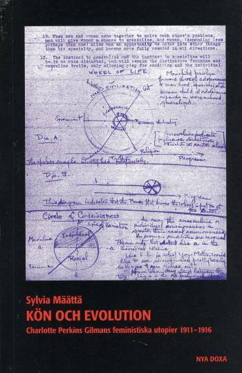 Kön Och Evolution - Charlotte Perkins Gilmans Feministiska Utopier 1911-1916