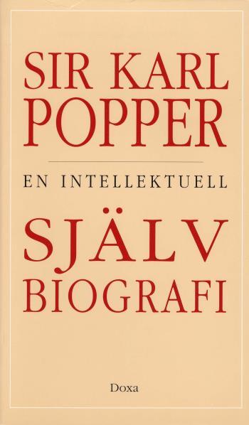 En Intellektuell Självbiografi