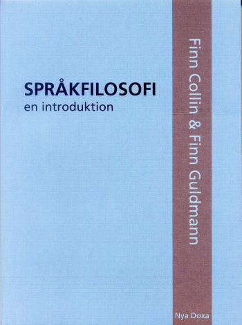 Språkfilosofi - En Introduktion