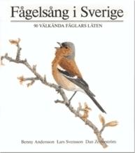 Fågelsång I Sverige - 90 Välkända Fåglars Läten