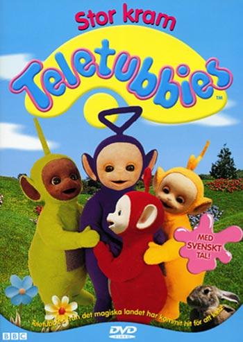 Teletubbies Dvd Svenska