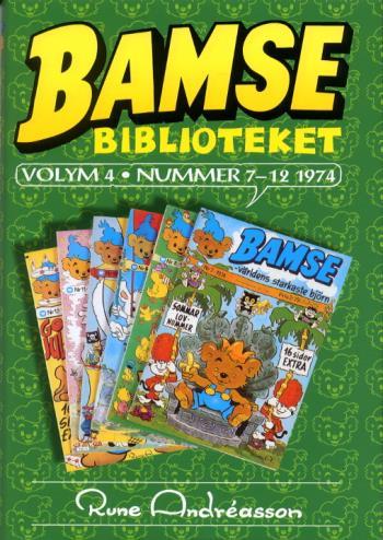 Bamsebiblioteket. Vol. 04, Nummer 7-12 1974