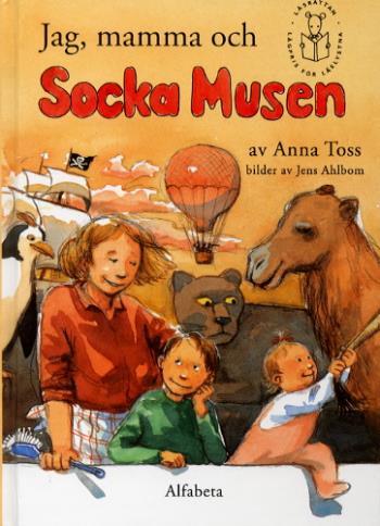 Jag, Mamma Och Socka Musen