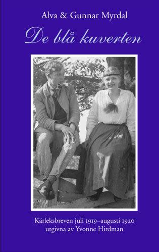 De Blå Kuverten - Kärleksbreven Juli 1919-augusti 1920