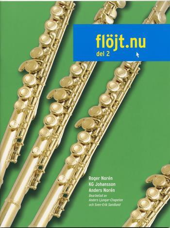 Flöjt.nu. Del 2 Inkl Cd