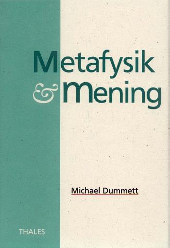 Metafysik & Mening