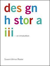 Designhistoria - En Introduktion