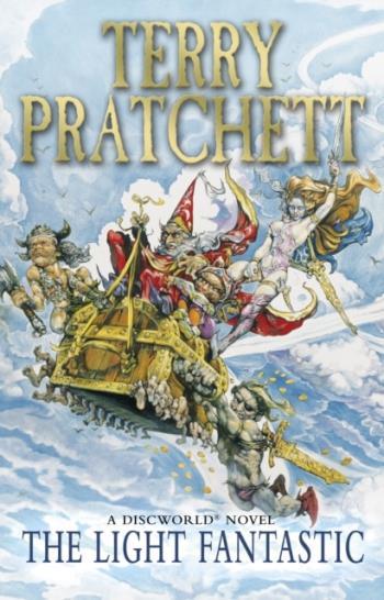 Light Fantastic - A Discworld Novel