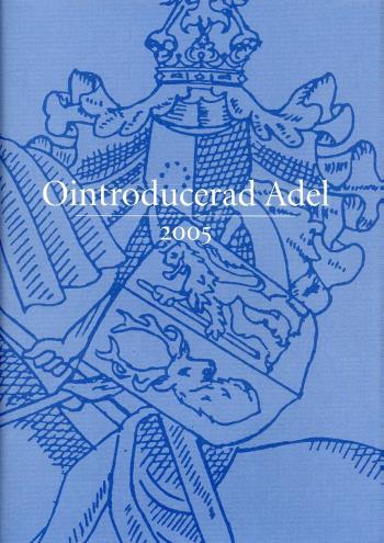 Ointroducerad Adel 2005