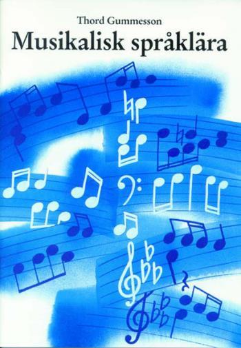 Musikalisk Språklära