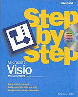 Microsoft Visio Version 2002 Step By Step