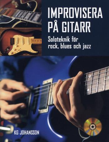 Improvisera På Gitarr Inkl Cd