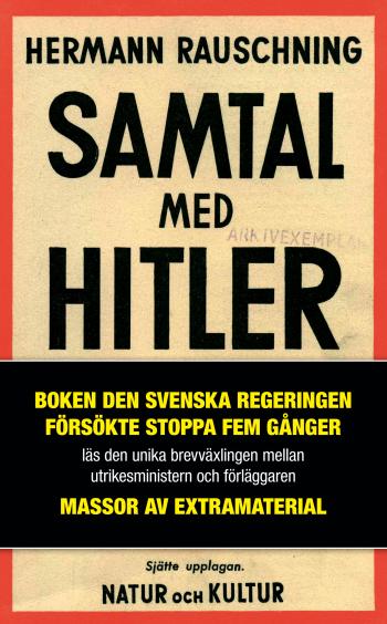 Samtal Med Hitler