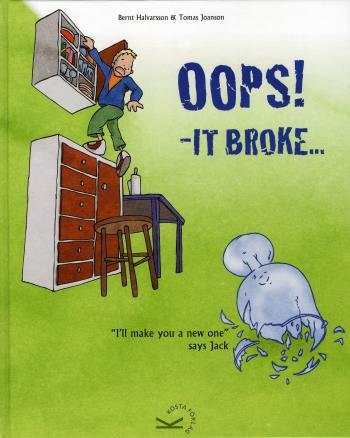 Oops It Broke!