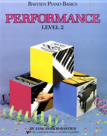 Bastien Performance 2