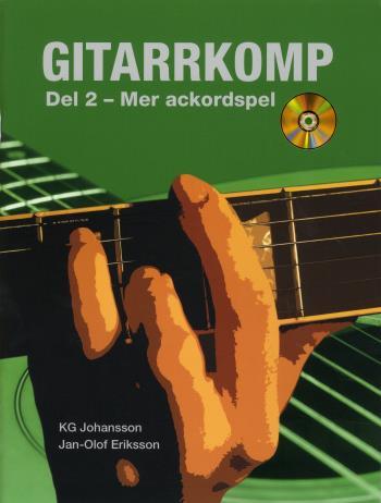Gitarrkomp Del 2 - Mer Ackordspel