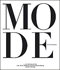 Mode - En Introduktion - En Tvärvetenskaplig Betraktelse