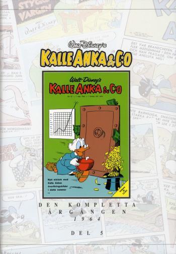 Kalle Anka & Co Den Kompletta Årgången 1964 Del 5