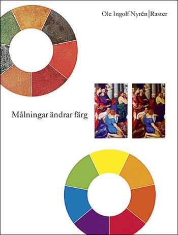 Målningar Ändrar Färg