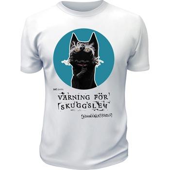 Sommarskuggan Skuggslem / Vit 110/116 (T-shirt)