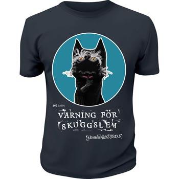Sommarskuggan Skuggslem / Svart 98/104 (T-shirt)