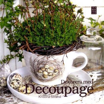 Dekorera Med Decoupage