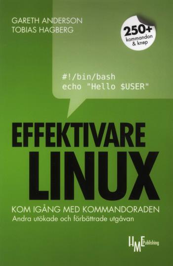 Effektivare Linux - Kom Igång Med Kommandoraden