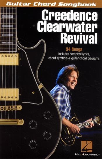 Creedence Clearwater Revival - Guitar Chord Songbook