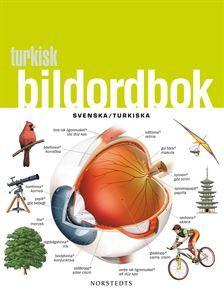 Turkisk Bildordbok - Svenska/turkiska