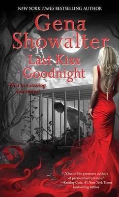 Last Kiss Goodnight - An Otherworld Assassin Novel