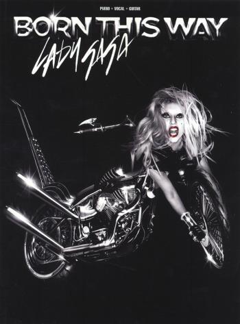 Lady Gaga - Born This Way Pvg