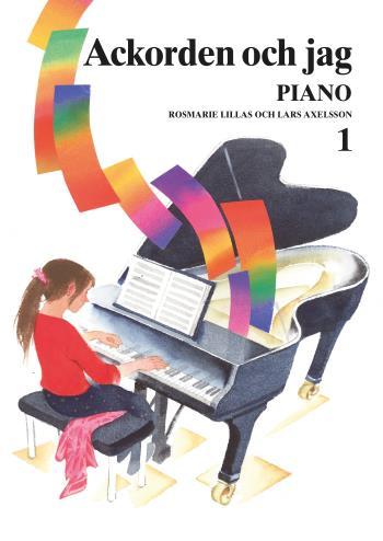 Ackorden Och Jag Piano 1