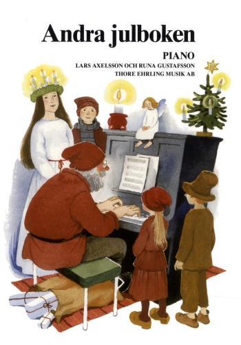 Andra Julboken - Piano