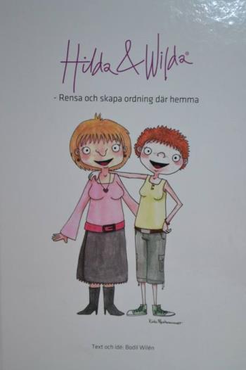 Hilda & Wilda - Rensa Och Skapa Ordning Där Hemma