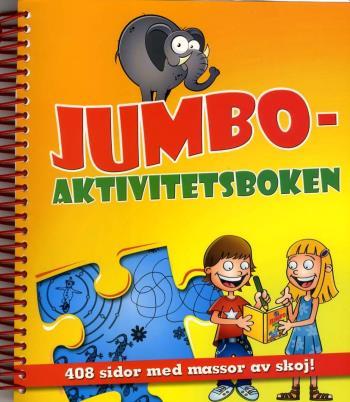 Jumbo Aktivitetsboken