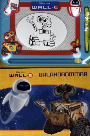 Wall-e Galaxdrömmar (sagobok,rittavla)