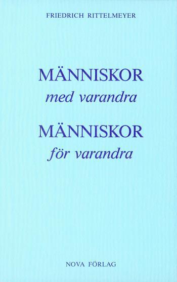 Människor Med Varandra