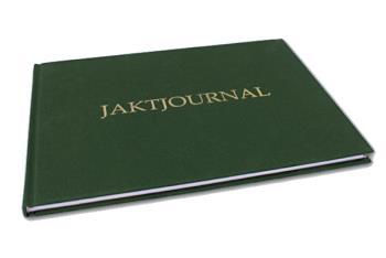 Jaktjournal Tyg (jaktdagbok)