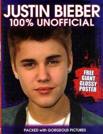 Justin Bieber - 100% Unofficial Poster Book
