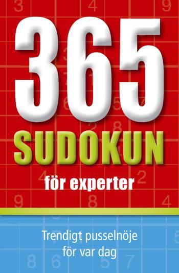 365 Sudokun För Experter