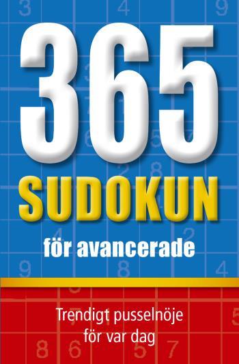 365 Sudokun För Avancerade