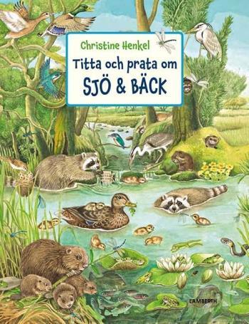 Titta Och Prata Om Sjö & Bäck