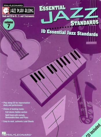 Essential Jazz Standards Vol 7 Inkl Cd