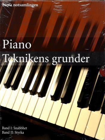 Piano - Teknikens Grunder