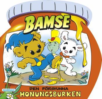 Bamse Den Försvunna Honungsburken