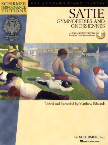 Satie - Gymnopedies And Gnossiennes Inkl Audio Access