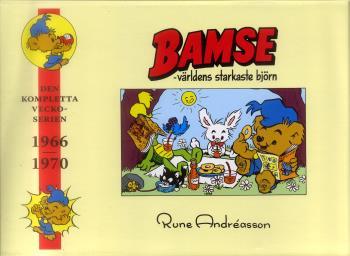 Bamse - Den Kompletta Veckoserien - 1966-1970