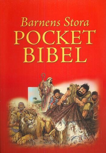 Barnens Stora Pocket Bibel