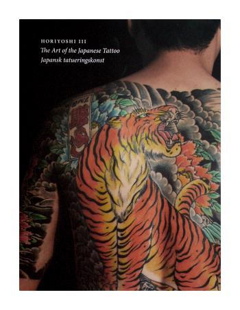 Japansk Tatueringskonst Av Horiyoschi Iii = The Art Of The Japanese Tattoo